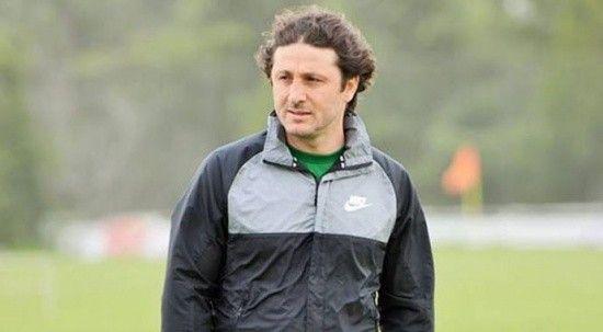 Bursaspor'un yeni teknik direktörü Fatih Tekke