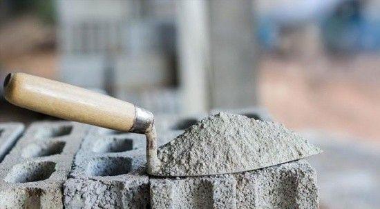 Çimento sektörü isyan etti