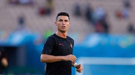Cristiano Ronaldo, Manchester United'da!