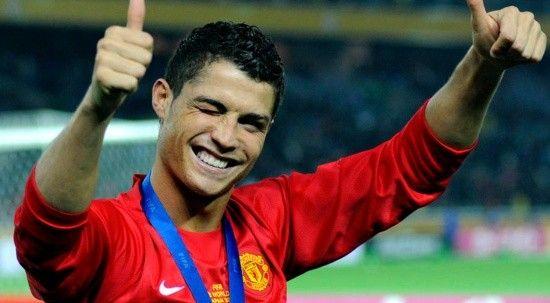 Cristiano Ronaldo resmen Manchester United'ta