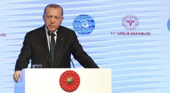 Cumhurbaşkanı Erdoğan: Uçakları çürümeye terk etmişler