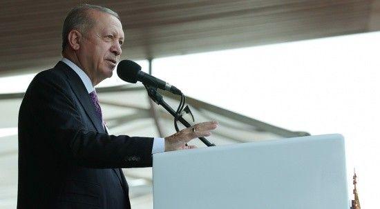 Cumhurbaşkanı Erdoğan: FETÖ'yle irtibatı olan 21 bin TSK mensubunun orduyla ilişkisi kesildi