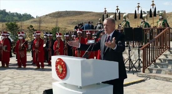 Cumhurbaşkanı Erdoğan: Hiçbir gücün ülkemize kayıplar verdirmesine müsaade etmeyeceğiz