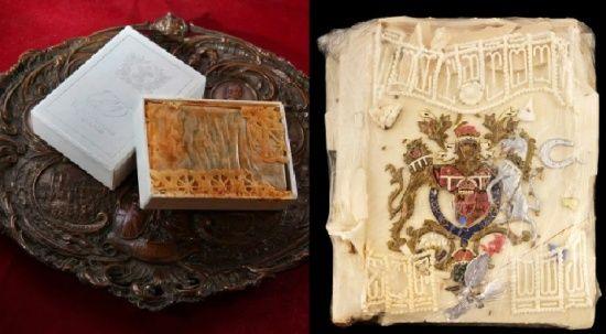 Diana'nın düğün pastası bin 850 sterline satıldı: Yemeyin uyarısı yapıldı