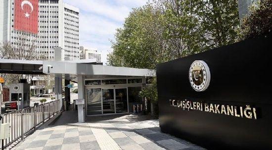 Dışişleri'nden Yunanistan'ın Türk okulları kararına sert tepki