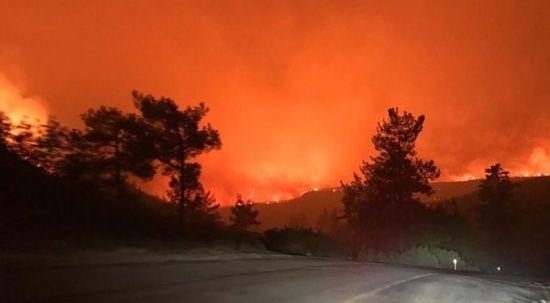 EGM'den yangınlarla ilgili dezenformasyon uyarısı