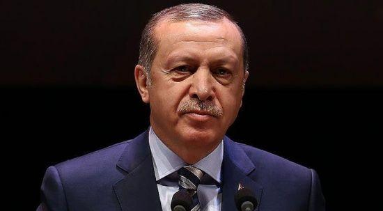 Erdoğan'dan destek veren ülkelere teşekkür mesajı