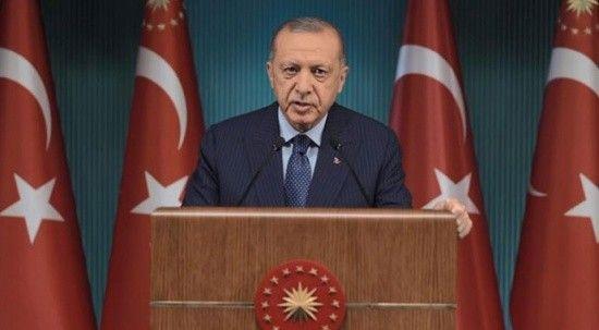 """Erdoğan'dan çağrı: """"Emperyalistlerin tuzaklarına düşmeyelim"""""""