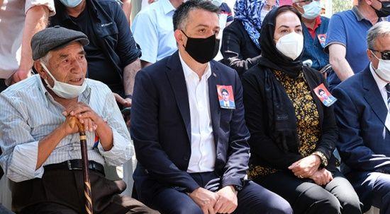 Erdoğan'dan uçak kazasında ölen mühendisin babasına baş sağlığı