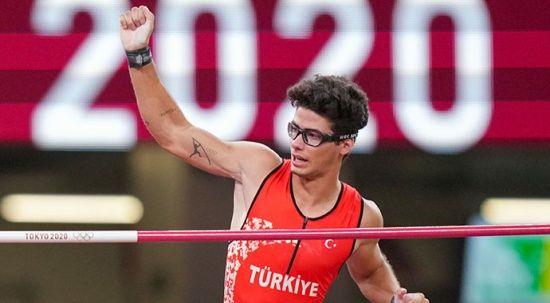 Ersu Şaşma olimpiyatları 10. sırada tamamladı