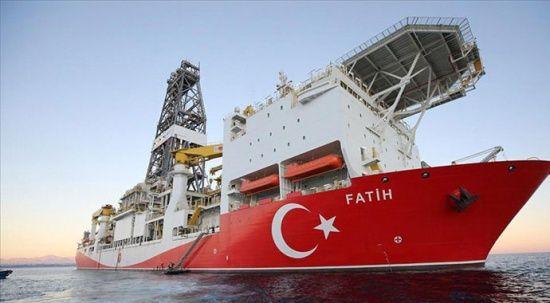 Fatih, Türkali-4'te sondaja başladı