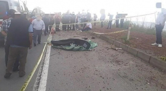 Fındık kurutan vatandaşlara araç çarptı: Ölü ve yaralılar var