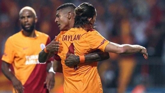 Galatasaray Randers'i 2-1 yendi