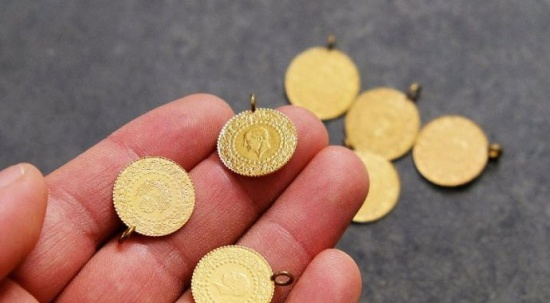 Gram altın 483'ten döndü