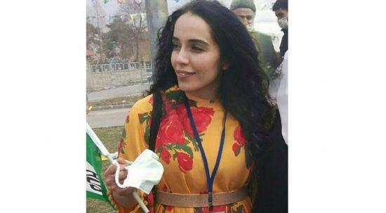 HDP Muş il Eş Başkanı Nergiz gözaltına alındı