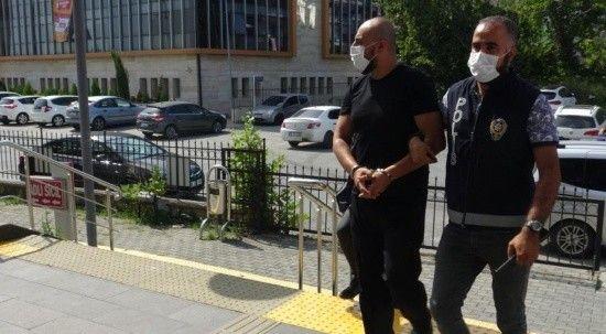 Husumetlisini silahla yaralamıştı, tutuklandı