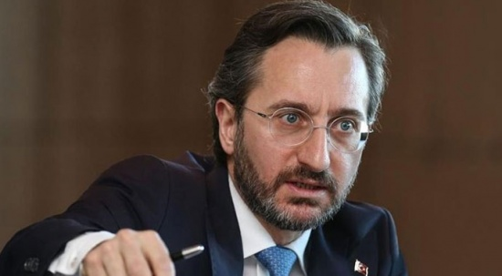 İletişim Başkanı Altun'dan Kemerköy Santrali açıklaması