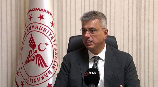 İstanbul İl Sağlık Müdürü Memişoğlu'ndan 'aşıda kısırlık' iddialarına tepki