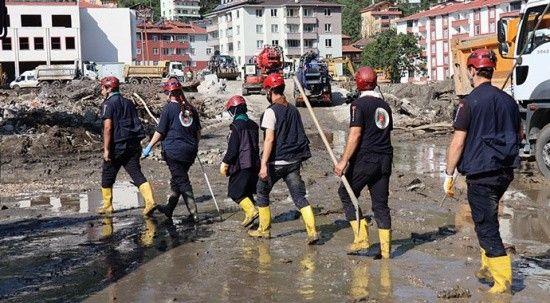 Kastamonu'da kayıp ihbarı yapılan 10 kişi didik didik aranıyor