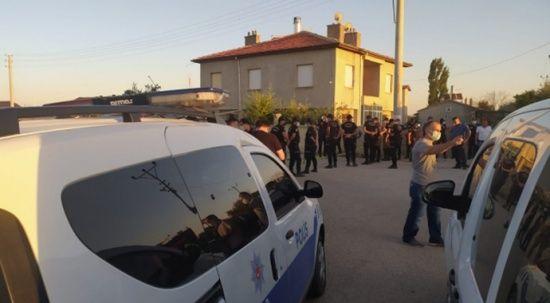 Konya'da ev basıp 7 kişiyi katleden zanlı yakalandı