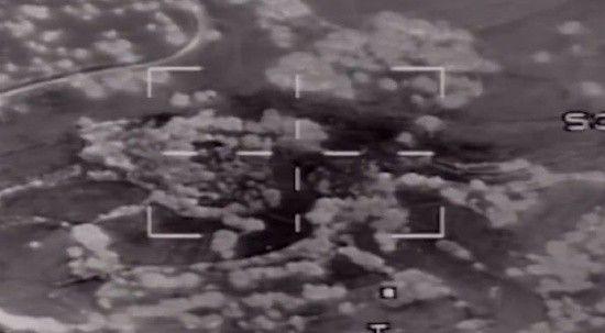 Kuzey Irak'ta 28 terör hedefi imha edildi