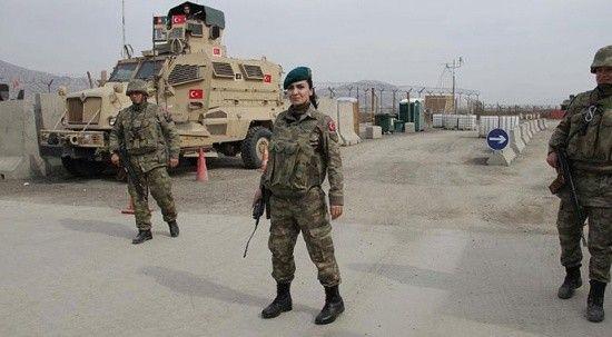 Mehmetçik Afganistan'dan dönüyor
