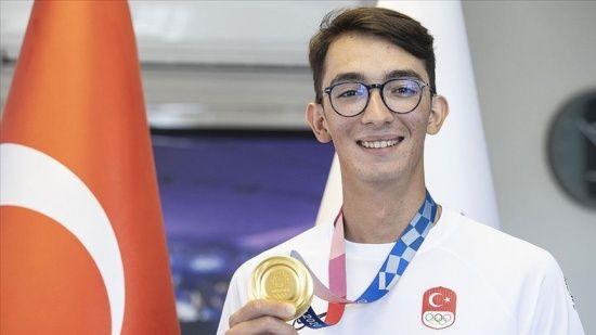 Mete Gazoz: Altın madalyanın geleceğini 5 sene önce hissettim