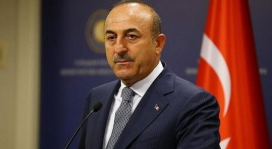 Mevlüt Çavuşoğlu: 'Ukrayna'nın sınır ve toprak bütünlüğüne destek veriyoruz'