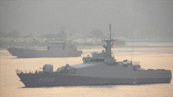 MSB duyurdu! Ören ve Milas'a tahliye için bot ve gemi sevk edildi