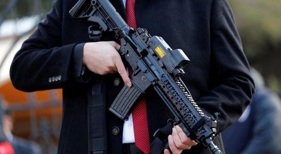 Nato'nun silahları Türkiye'den