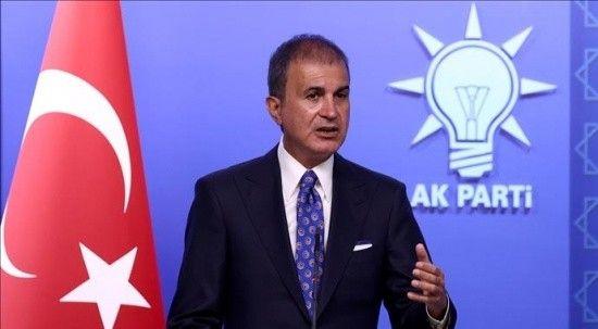 Ömer Çelik: Türkiye'nin daha fazla mülteci alacak kapasitesi yoktur