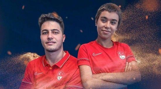 Paralimpik Oyunları'nda Türk bayrağını Havva Elmalı ile Mücahit Günaydın taşıyacak