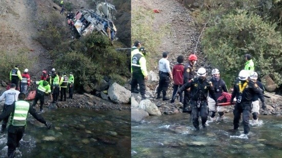 Peru'da feci kaza: 29 ölü, 22 yaralı