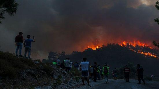 Sağkaya: Yangınlar planlı bir şekilde çıkarıldı