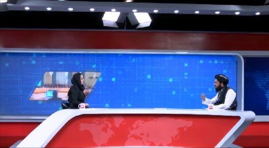 Taliban canlı yayında merak edilenleri cevapladı!