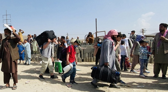 Taliban: 'Kabil Havaalanı ve çevresinde 12 kişi hayatını kaybetti'
