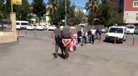 Terör örgütüne yönelik operasyon! 2 kişi tutuklandı