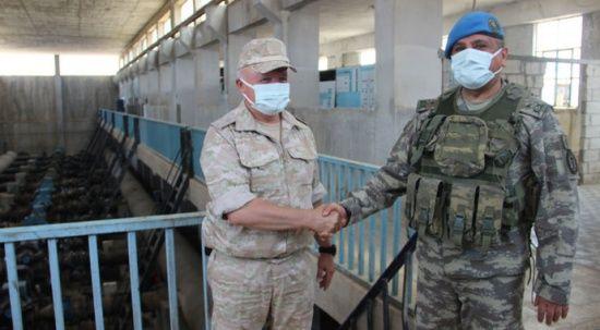 Türk ve Rus askeri yetkililer Suriye halkı için anlaştı