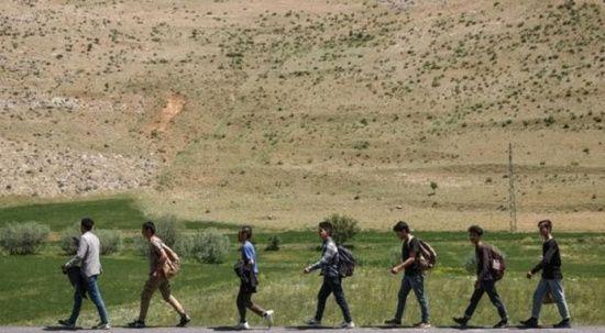 Türkmenler pazarlık aracı olarak görüldü