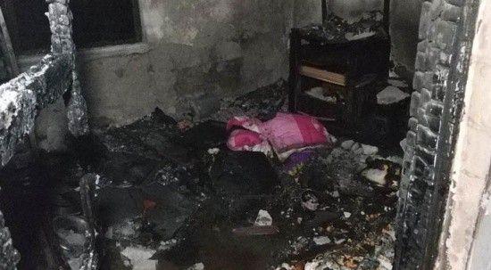 Uzaklaştırma kararı aldırdığı şahıs evini yaktı