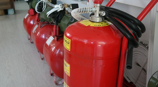 Yangın söndürme ekipmanlarındaki fahiş fiyata inceleme