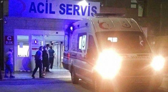 Yunanistan tarafından açılan ateş sonucu 2 göçmen yaralandı