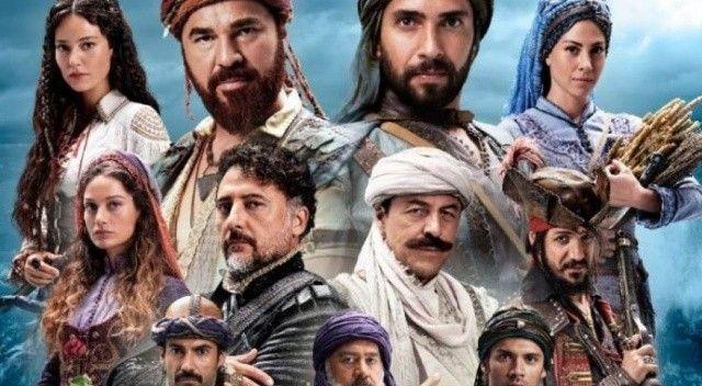 """""""Barbaroslar Akdeniz'in Kılıcı""""  ilk bölümüyle zirvenin sahibi oldu"""