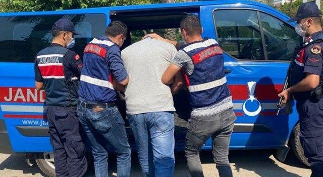11 ayrı suçtan aranıyordu! Jandarma tarafından yakalandı