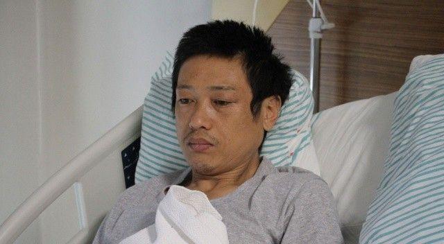 12 yıl boyunca dünya turu yapan Japon Turist Elazığ'da bıçaklandı
