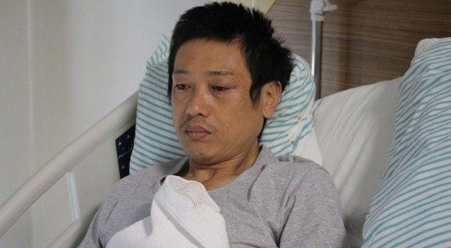 12 yıl önce dünya turuna çıktı, Japon turist Elazığ'da bıçaklandı