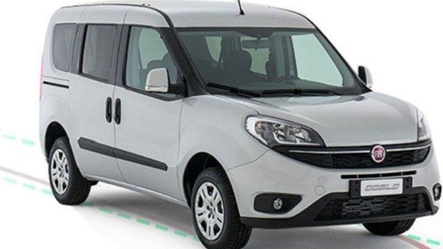 2008 model Fiat Doblo araç icradan satılıktır