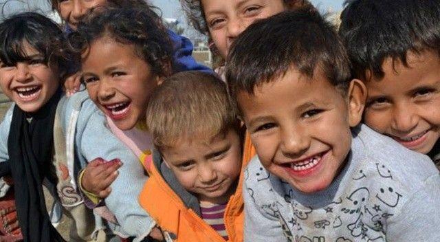 450 bin Suriyeli çocuk eğitimden uzak