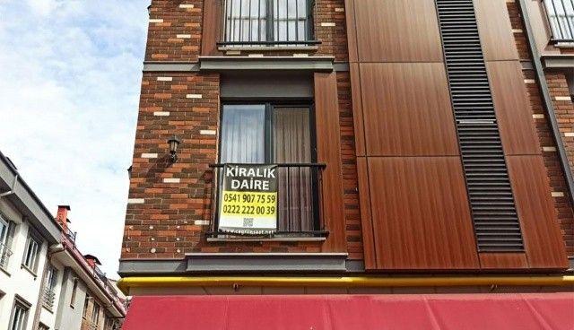 63 dairesi olan Boztepe'nin kiracı şartları isyan ettirdi