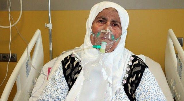 Covid-19 yakalanan 65 yaşındaki kadın aşı yaptırmamanın pişmanlığını yaşıyor